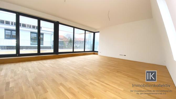 VERKAUFT!!! Hamburg: Hochwertige Neubau Maisonette-Wohnung auf 2 Ebenen, mit Garten, Terrasse &a