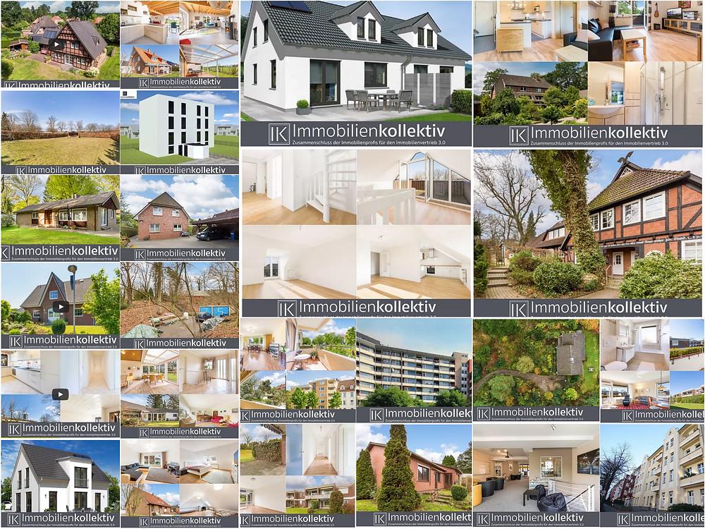 Immobilie Haus Wohnung Grundstück Neubau kaufen verkaufen Immobilienkollektiv Seevetal Nordheide Hamburg Harburg Buchholz Jesteburg Maschen Hittfeld