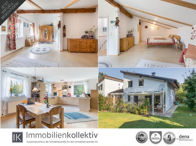 VERKAUFT!!! Junges Pultdachhaus mit wunderschönem Garten in gesuchter Lage von 21244 Buchholz bei Ha
