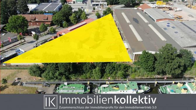 VERKAUFT!!! Einmalige Investoren Gelegenheit: Elbe Hafencity Quartier am Westhafen - Direkte Wasserl