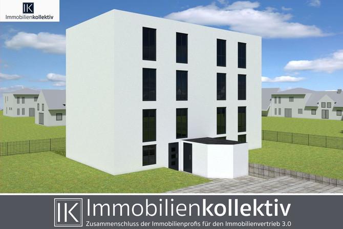 VERKAUFT !!! Neubau eines Mehrfamilienhauses mit 12 Apartments in gesuchter Zentrumslage von Hamburg