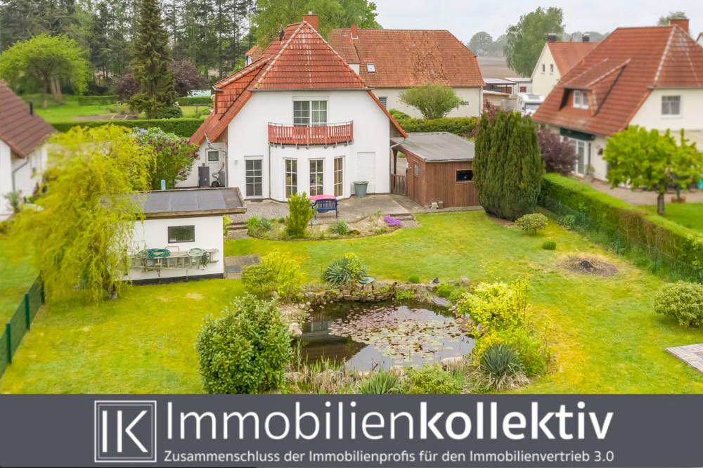 Haus Immobilie Einfamilienhaus kaufen verkaufen Immobilienkollektiv Tinnemeyer Makler Immobilienmakler Grundstück Heidekreis Walsrode Soltau Schwarmstedt Schneverdingen Harburg Hannover Bremen Hamburg Bispingen