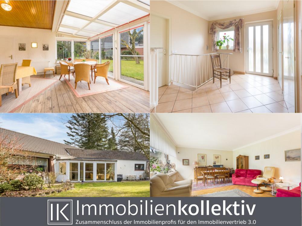 Haus Bungalow Immobilie kaufen verkaufen Rosengarten Buchholz Nordheide Immobilienkollektiv Immobilienmakler Makler Jesteburg Harburg Hamburg