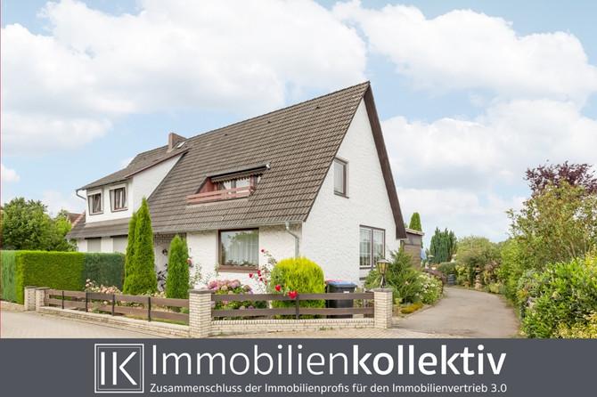 VERKAUFT! Hamburg: Viele Gestaltungsmöglichkeiten auf ca. 250 qm Wohn-/Nutzfläche inkl. Weitblick, i
