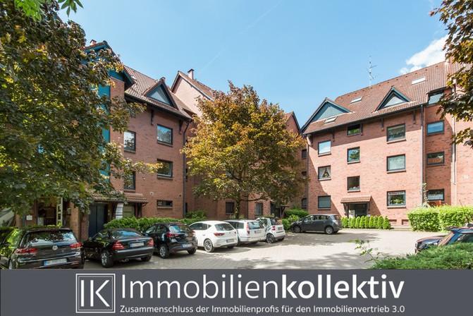 VERKAUFT!!! Maisonettewohnung mit viel Platz, Balkon, Keller & Tiefgarage als Kapitalanlage in z