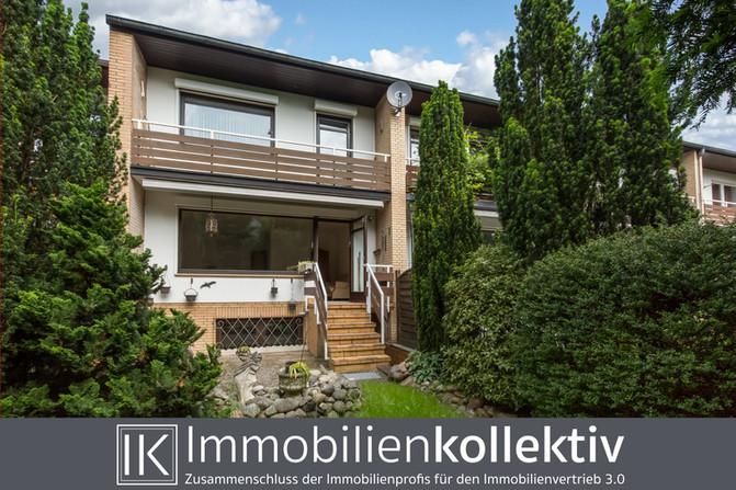VERKAUFT: In direkter Innenstadtlage von 21244 Buchholz mit Vollkeller, Garage und großem Dachboden