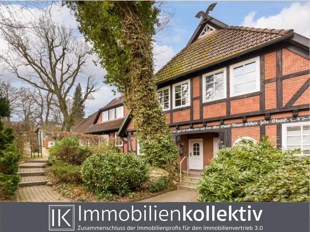 Fachwerk Haus Immobilie Immobilienkollektiv Makler Immobilienmakler Seevetal Hamburg Harburg kaufen verkaufen Grundstück Wohnung Sachverständige