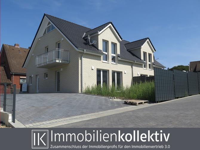 ALLE 4 EINHEITEN VERMITTELT!!! Neubau Wohnung (Erstbezug!) in ruhiger und gesuchter Lage von Fleeste