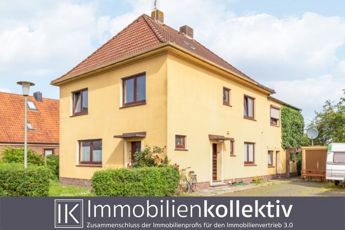 VERKAUFT!!! Kapitalanlage: 3 Wohneinheiten in gesuchter Lage nahe der Weser !!!