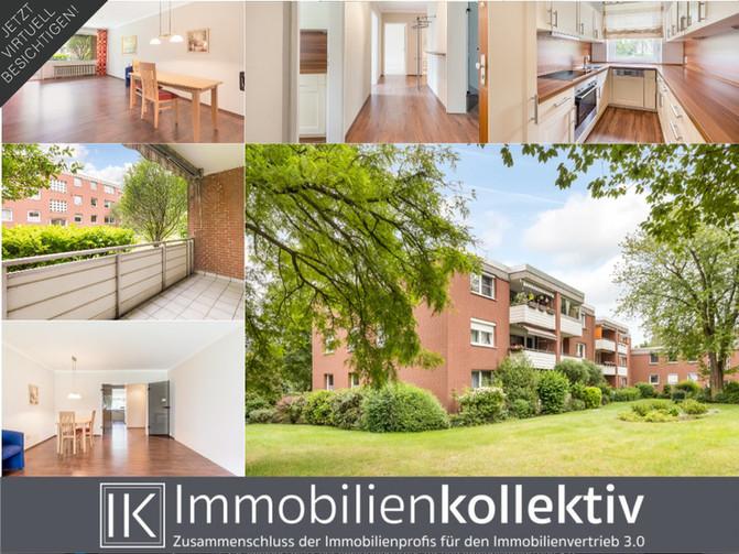 VERKAUFT!!! TOP gepflegt mit 4 Zimmern, inkl. Loggia, Stellplatz, knapp 100 qm Wohn-/Nutzfläche &amp