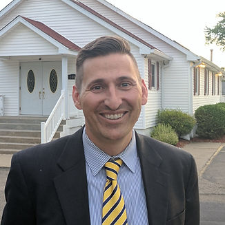 Nathan Noyes Deacon at Gethsemane Church
