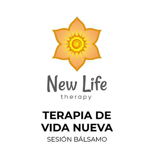 NEW LIFE THERAPY - SESIÓN BÁLSAMO