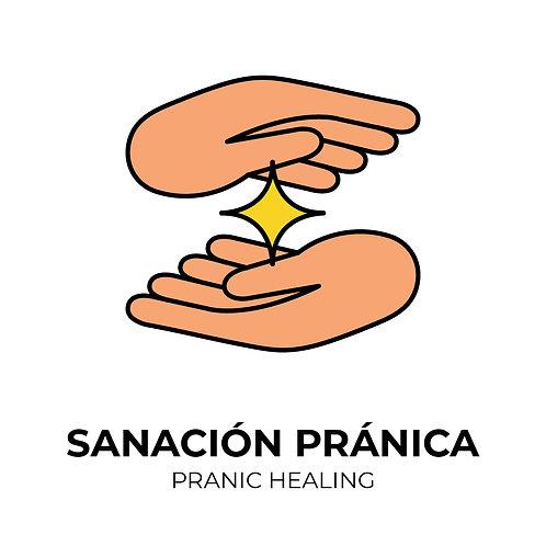 SESIÓN DE SANACIÓN PRÁNICA