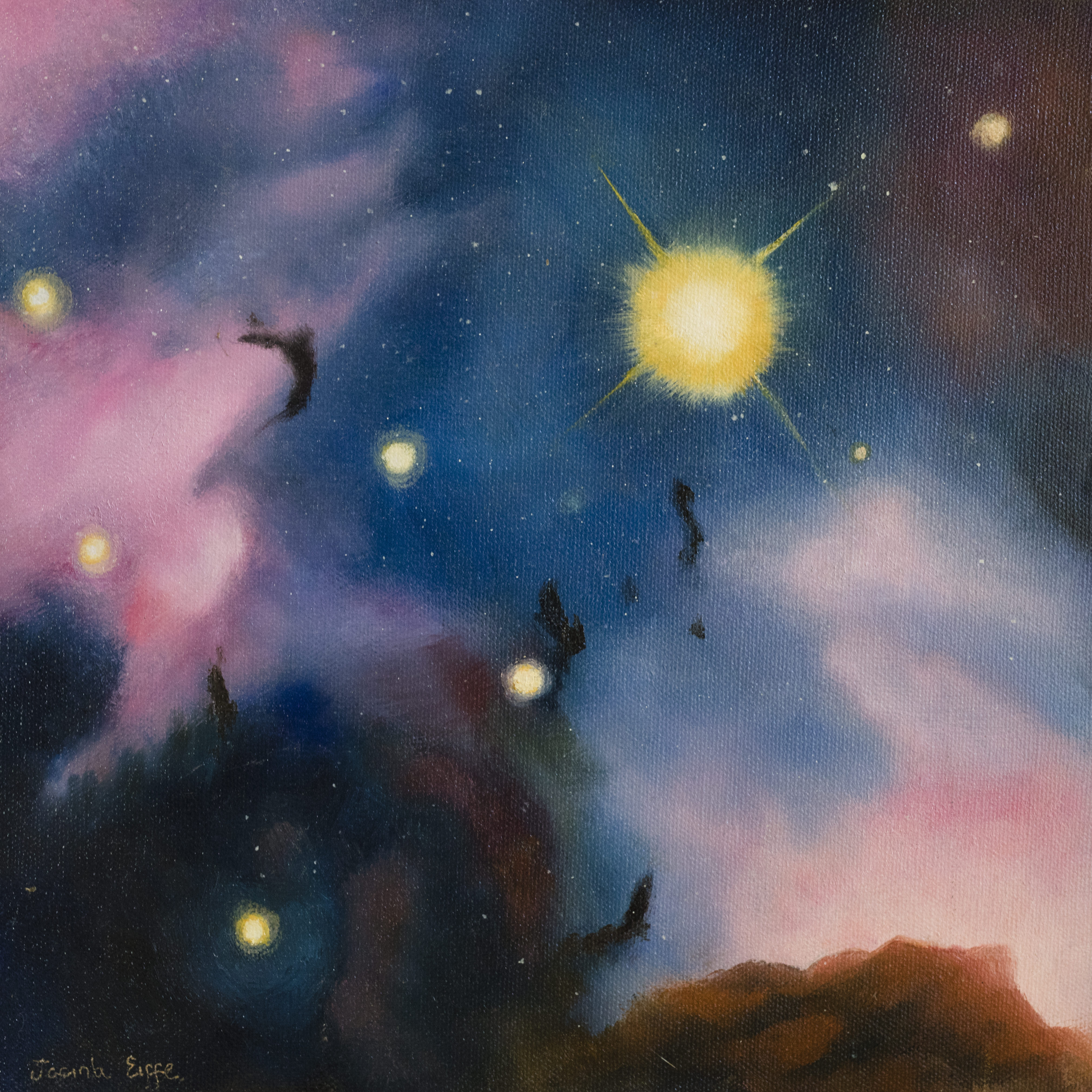 Carina Nebula V
