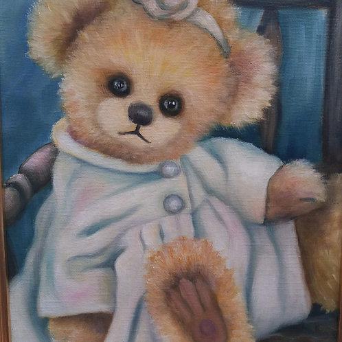 SOLD - Edwina Bear