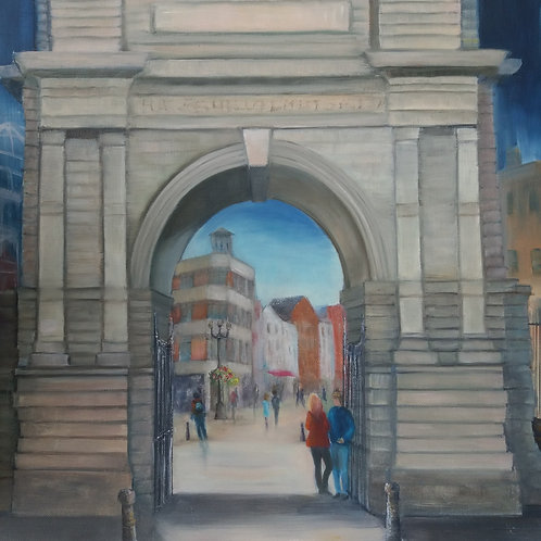 Fusiliers Arch, Stephens Green
