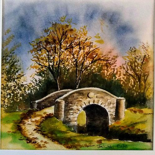 Ruxton Bridge, The Ramparts, Navan