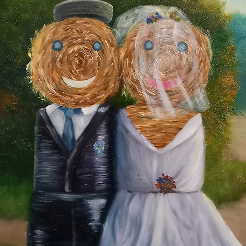 SOLD - Country Wedding