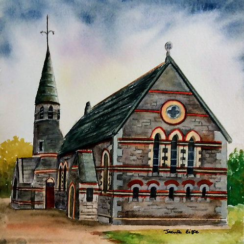 Culmullin Church