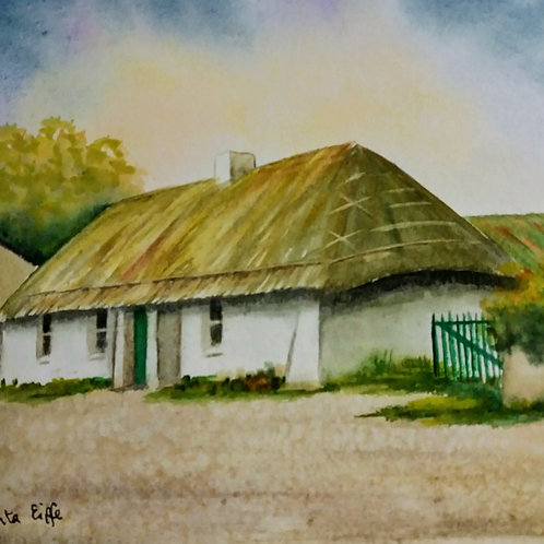 Mary Everard's Cottage, Dunshaughlin