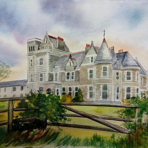 SOLD - Dowdstown House, Navan