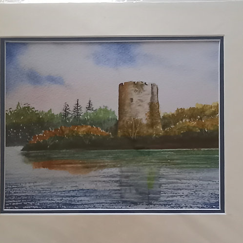 Lough Oughter,  Cavan
