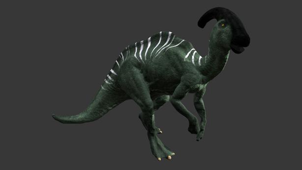 Dinosaur colour 1