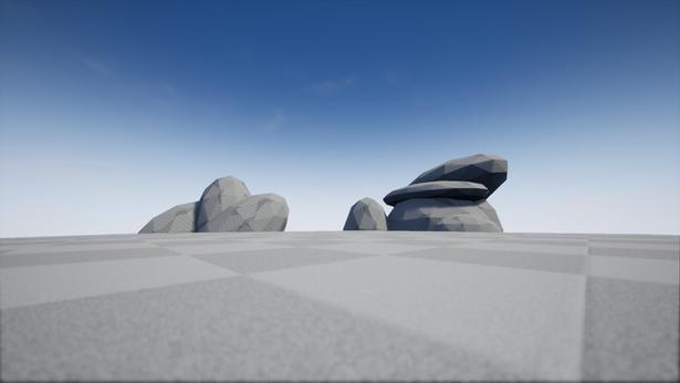 Unreal Rocks