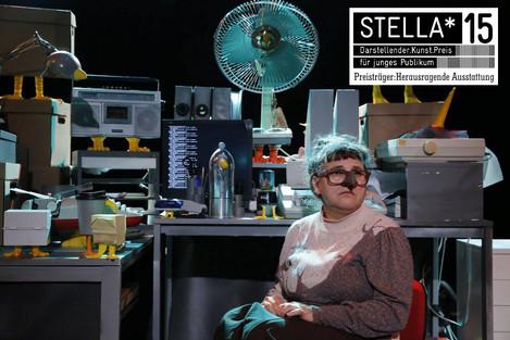 Stella Award 2015