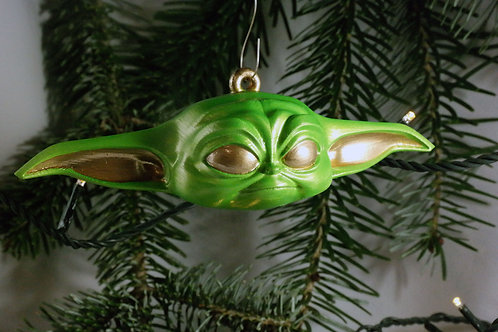 Baby Yoda - The Child - Weihnachtsschmuck