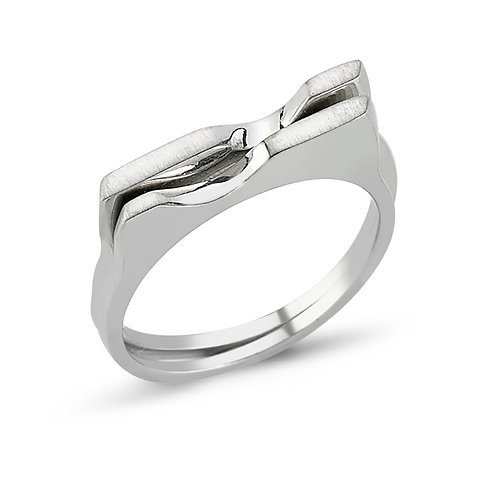 Super Slim Double Ring