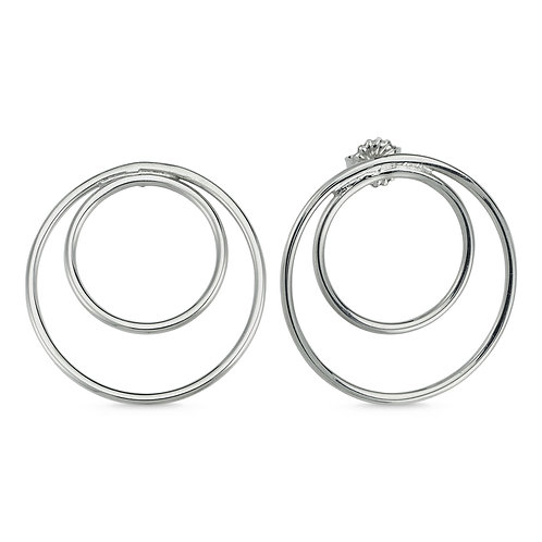 Midi Loop Earrings