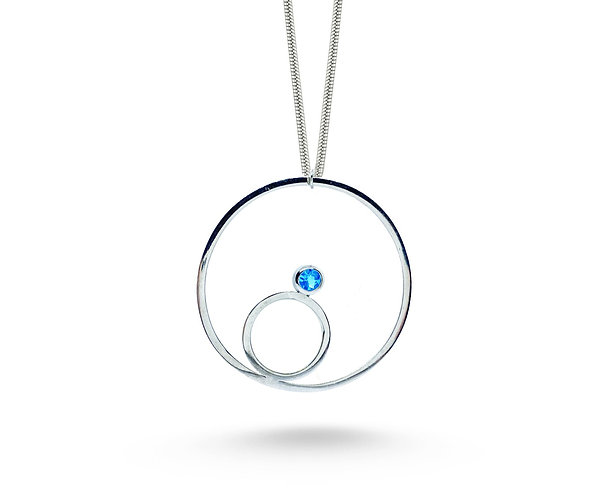 On the Edge Necklace