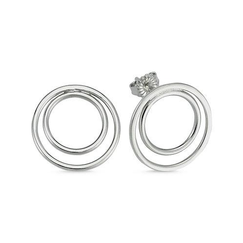 Mini Loop Earrings