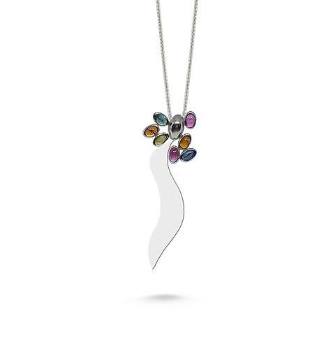 Dancing Flower Necklace