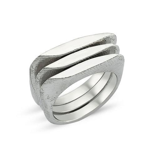 Simply Cut Ring