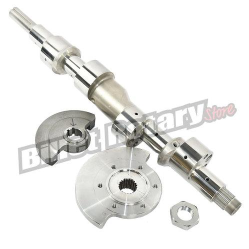 Billet 26b 4 rotor crankshaft kit