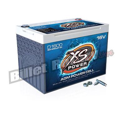 XS Power D1600 16V Battery