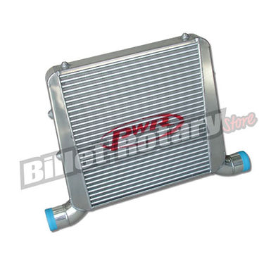PWR 68mm Large Intercooler 450X400 to suit RX2-5