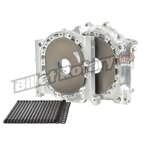 Billet rotary racers package 2