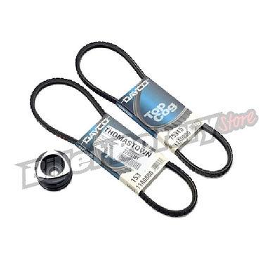 PROMAZ  Twin belt Alternator Pulley kit