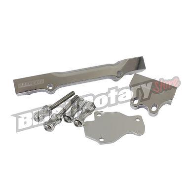 Aeroflow (GEN-2) Fuel Rail Kit (FD) RX-7 (Polished)