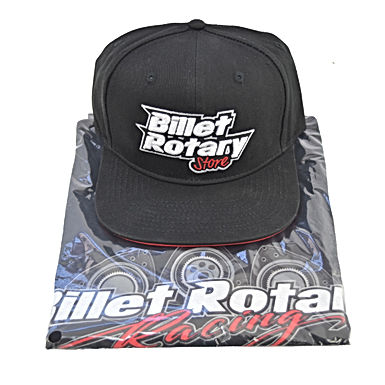 Billet Rotary Hat & T-Shirt Combo
