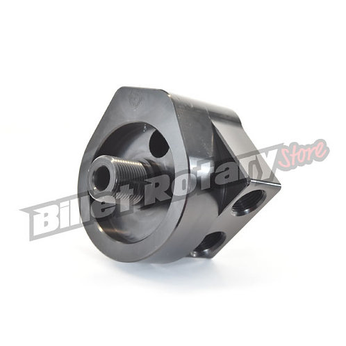 E& J Autoworks Oil filter base