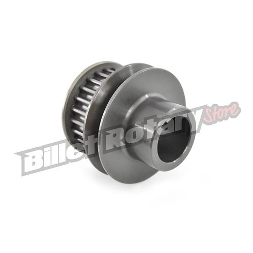 XR Main Pulley HTD with V-Belt Hub