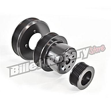 Billet FC RX7 Multi Rib Pulley Kit