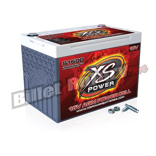 XS Power S1600 16V Battery