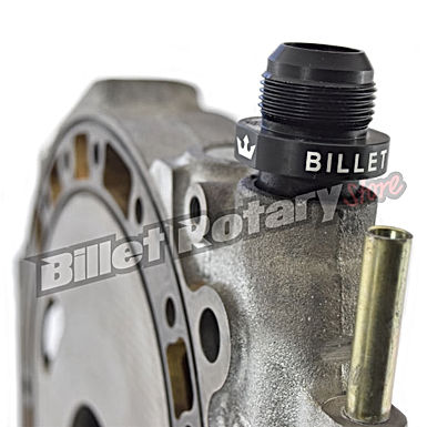 Billet Boss Shrink Fit Oil Inlet Fitting