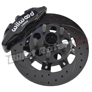 Williamson/Wilwood  6 SPOT RX2/RX3/RX4 Front Brake  kit