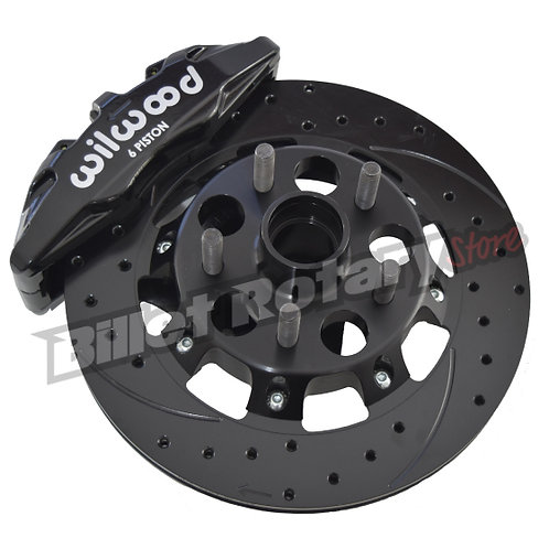 Williamson/Wilwood  6 SPOT RX2/RX3/RX4 Front Brake  kit